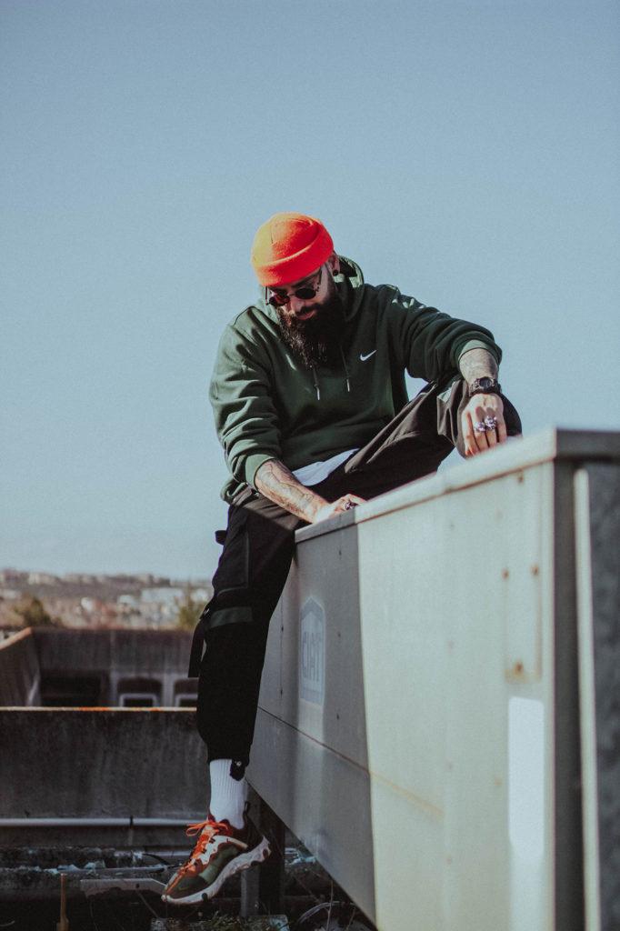 Photo numéro 6 du shooting sur les toits