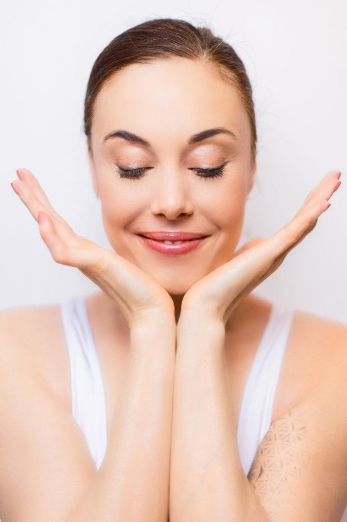 Photo numéro 1 du shooting yoga du visage